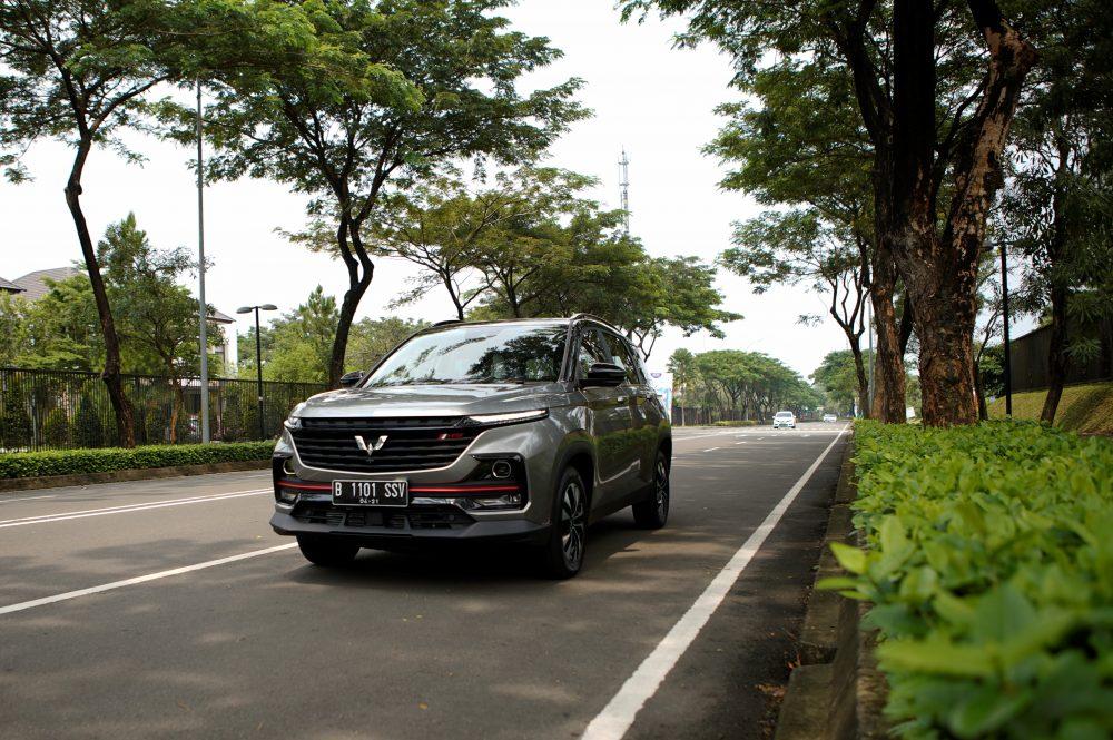 Almaz RS dilengkapi dengan inovasi Wuling Interconnected Smart Ecosystem dan tampilan yang lebih dinamis 1000x665